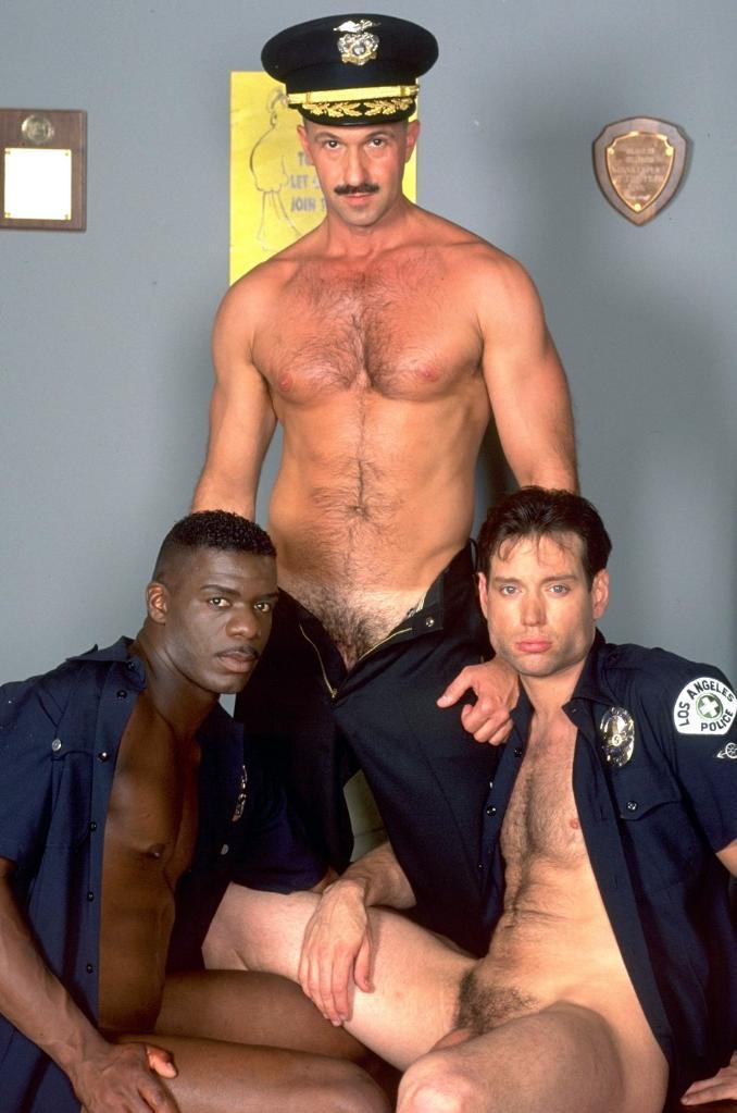 Гей Порно В Полицие